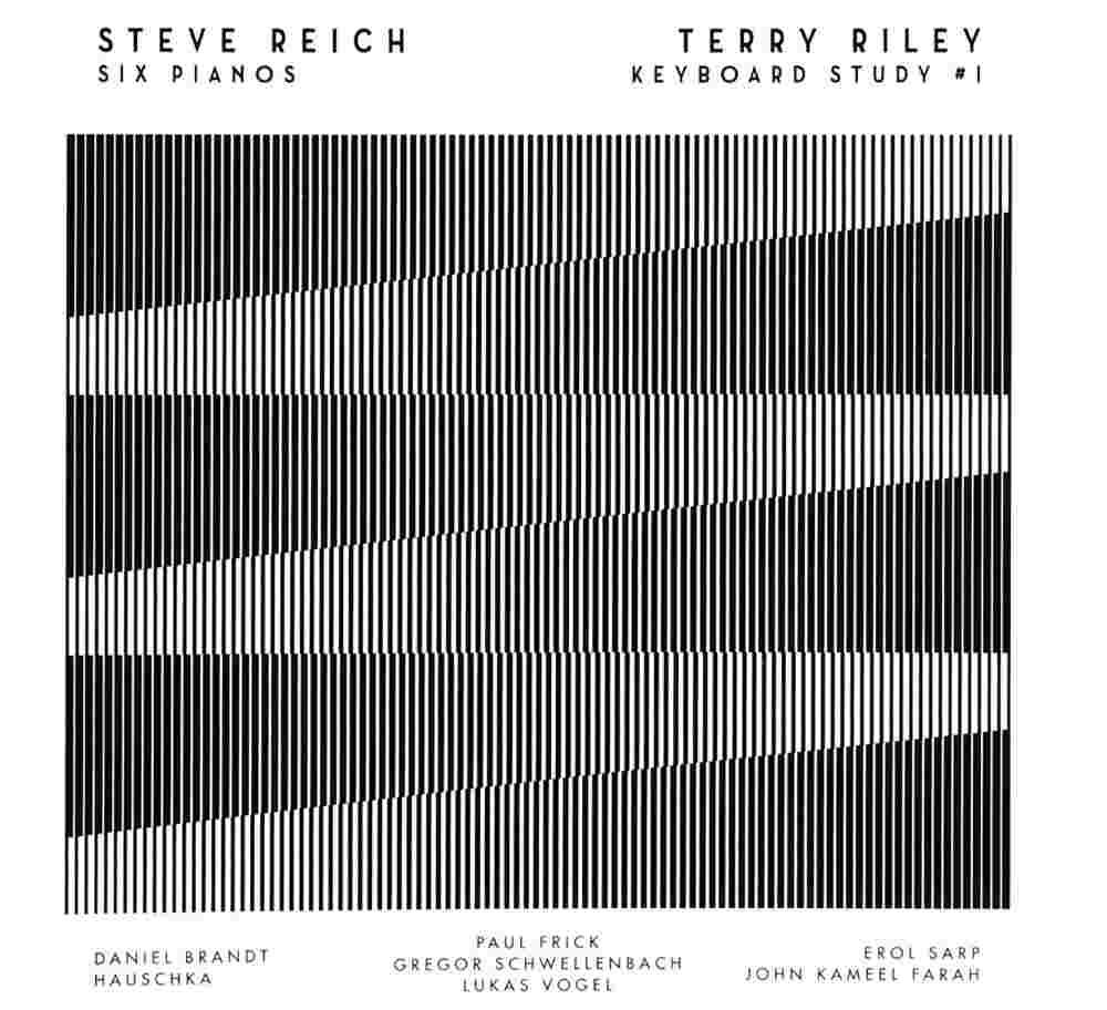 Steve Reich - Six Pianos